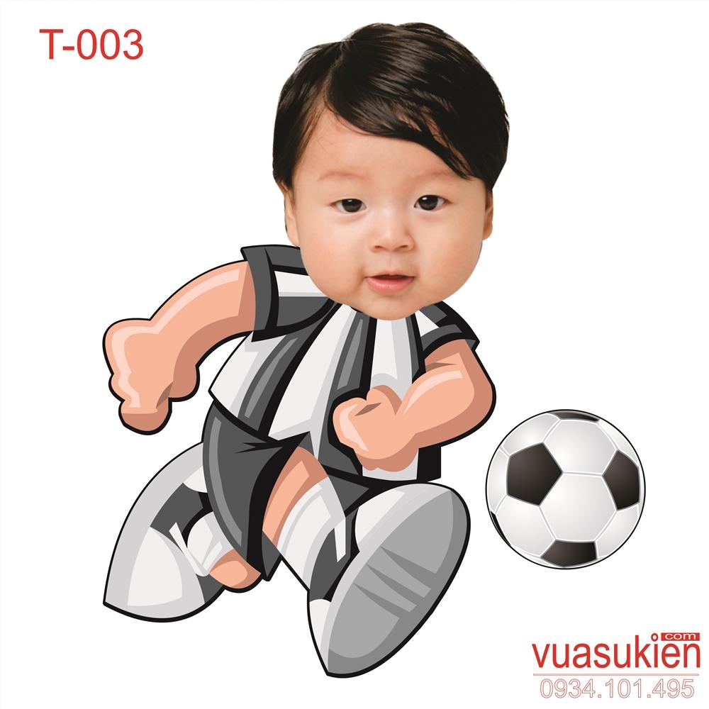 Hình Chibi Cho bé trai T003