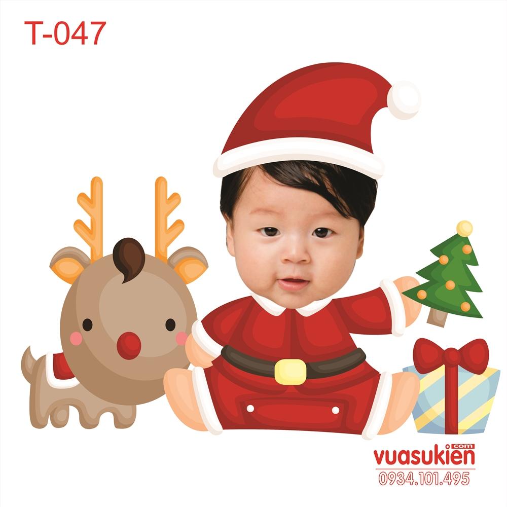 Hình Chibi Cho bé trai T047