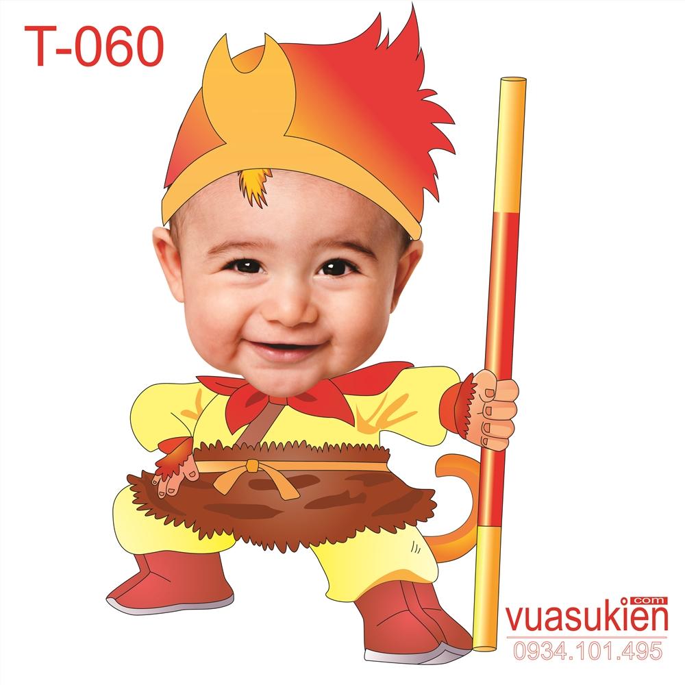Hình Chibi Cho bé trai T060