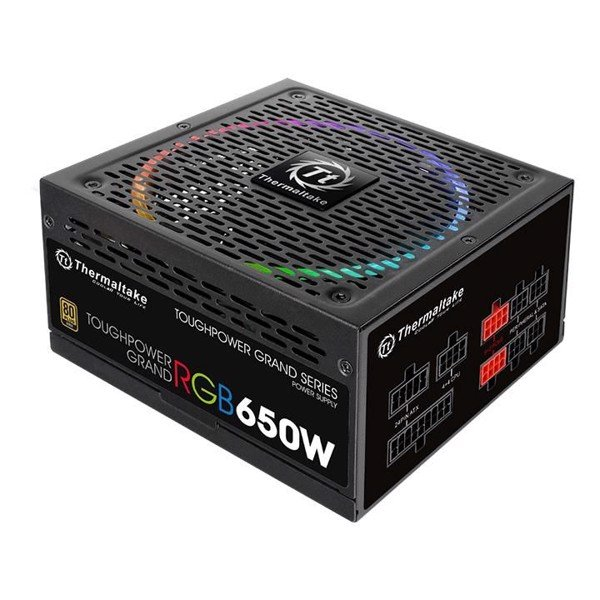 Nguồn Toughpower Grand 650W RGB - Gold PS-TPG-0650FPCGEU-R