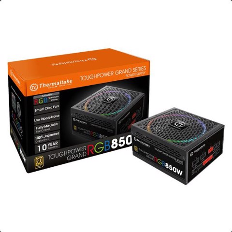 Nguồn Toughpower Grand 850W RGB - Gold PS-TPG-0850FPCGEU-R