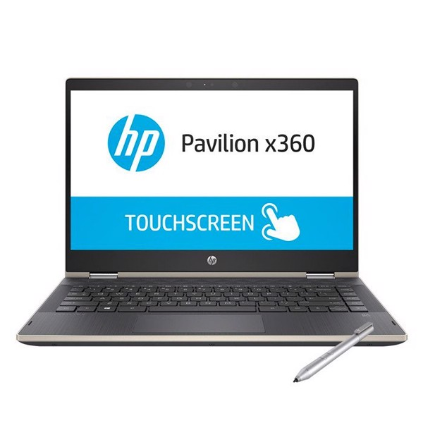 Laptop HP Pavilion x360 14-DH0103TU i3-8145U/4GB/1TB/14