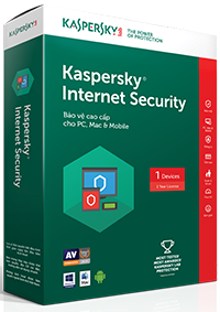 Phần Mềm Kaspersky Internet Security -5 Users (KIS5U-MSKH)  #