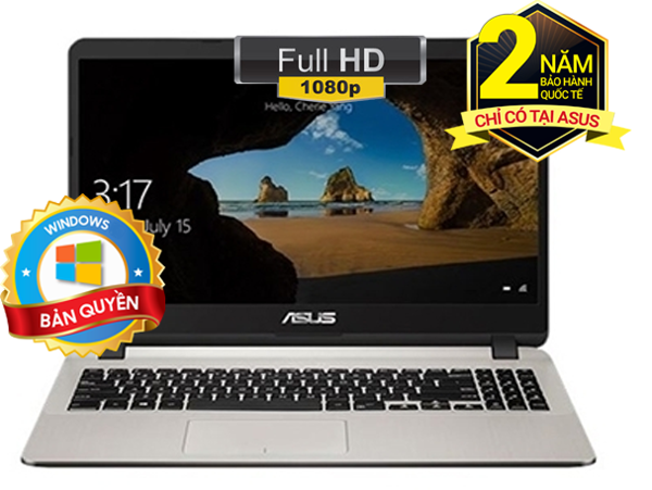 Laptop Asus X507UA i5-8250U/4GB/1TB/Fp/15.6