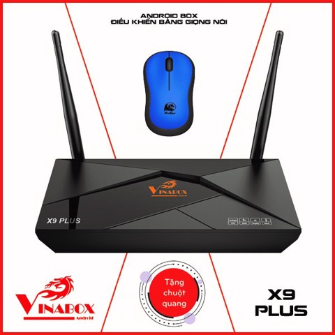Android Box Vinabox X9 Plus 2019