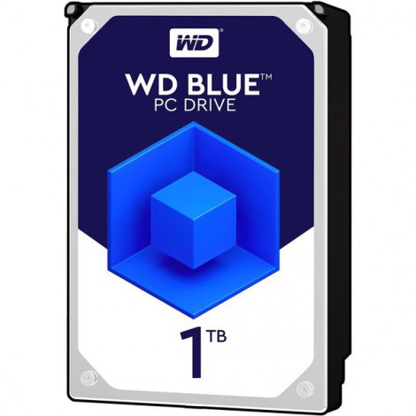 Ổ cứng gắn trong Western Blue HDD 1TB (WD10EZEX) 3.5'' Km