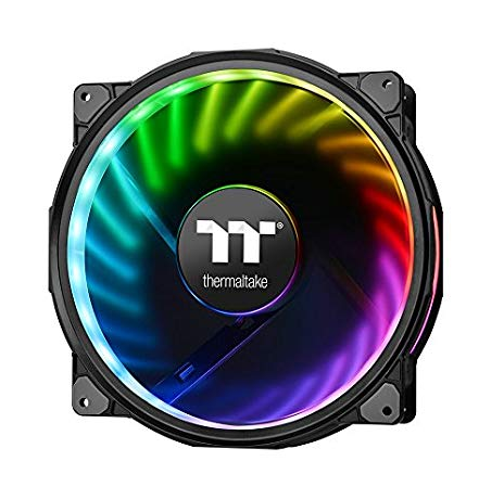 Quạt làm mát Riing Plus 20 RGB Single Fan Pack w/o Controller  CL-F070-PL20SW-A