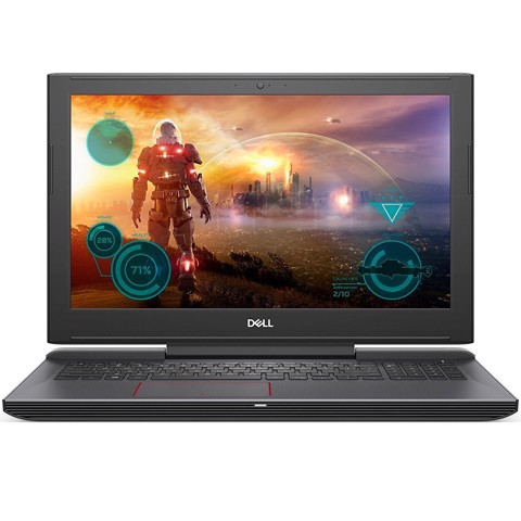 Laptop Dell N7577A i7-7700HQ/8GB/1000GB+128GB SSD/GTX1050Ti-4GB/15.6
