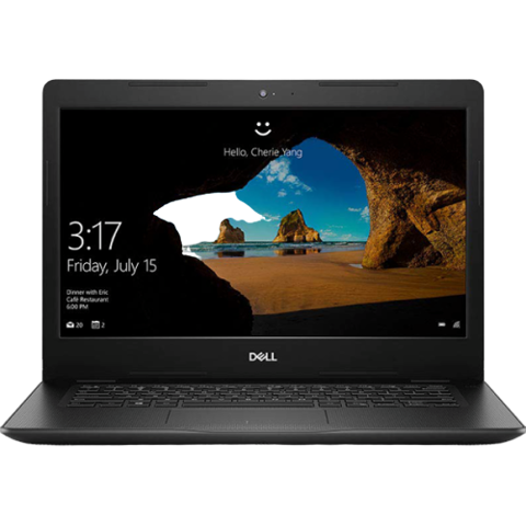 Laptop Dell Ins 3480 i3-8145U/4GB/1TB/Win10/Black 70187706