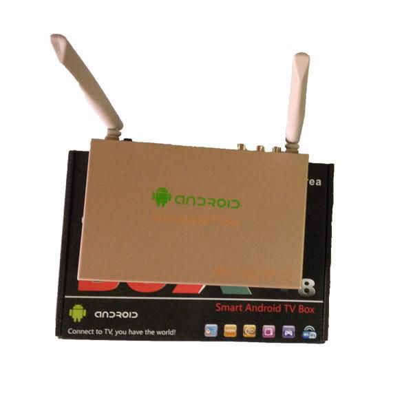 ANDROID TV BOX TELEBOX T8