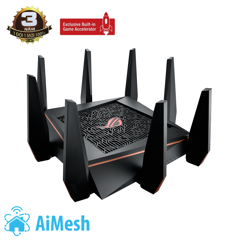 Router WiFi Gaming Asus GT-AC5300