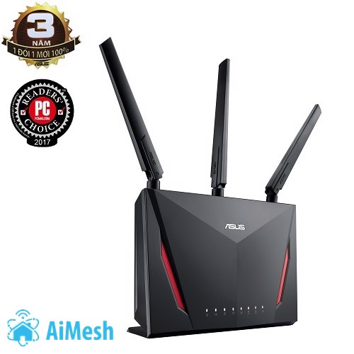 Router Wifi Asus RT-AC86U AC2900
