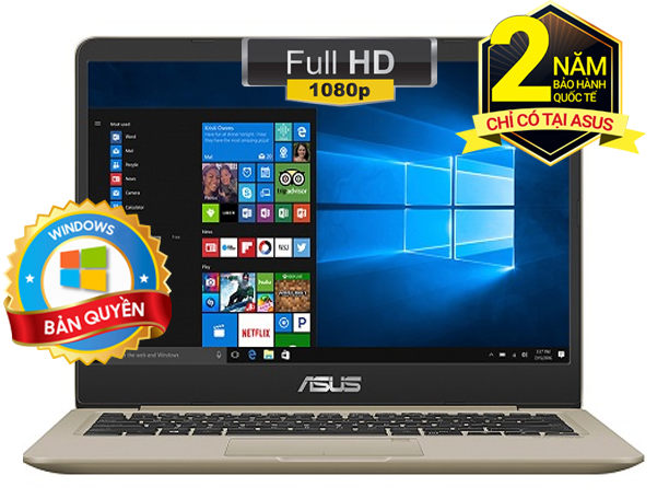 Laptop Asus A510UA i5-8250U/4GB/1TB/15.6