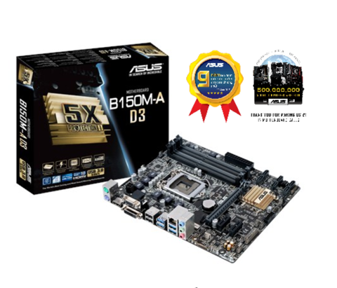 Mainboard Asus B150M-A D3
