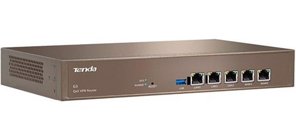 Gateway VPN Router TENDA G3