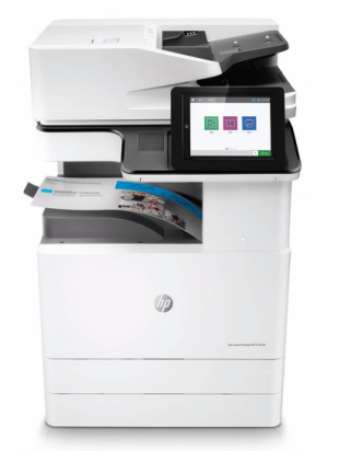 Máy Photocopy HP LaserJet Managed MFP E77822dn
