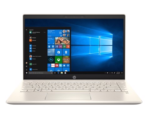 Laptop HP Pavilion 14-ce2036TU i3-8145U/4GB/500GB/14