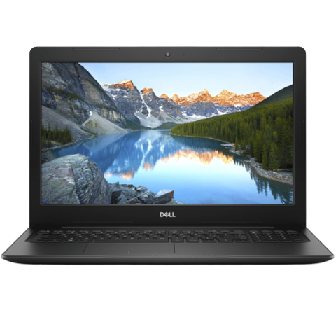Laptop Dell Ins 3593 i3-1005G1/4GB/256GB SSD/15.6''FHD/Win10/Đen N3593C