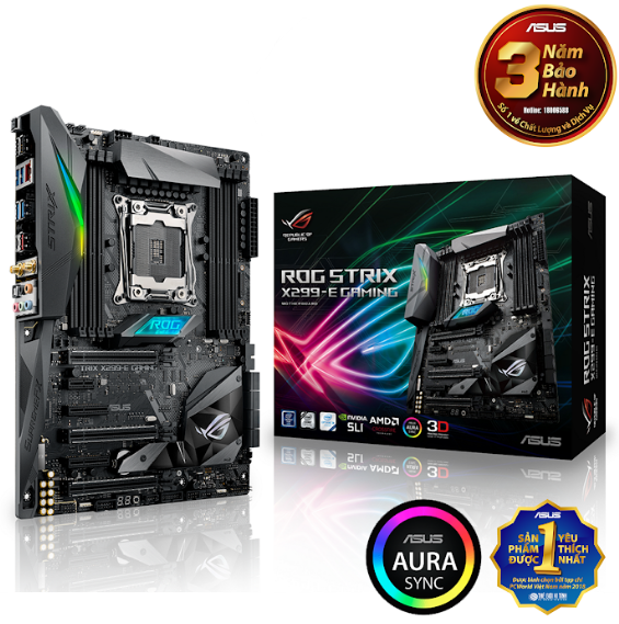 Mainboard Asus Strix X299-E Gaming