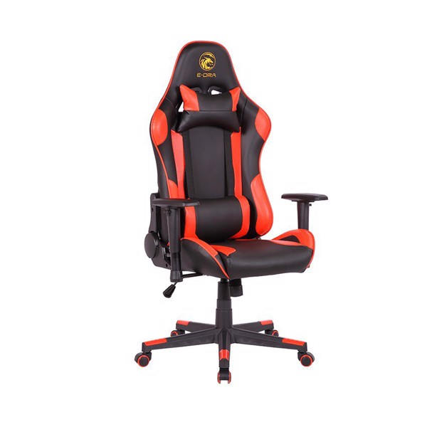 Ghế Gaming E-Dra Mars EGC202 Black/Red