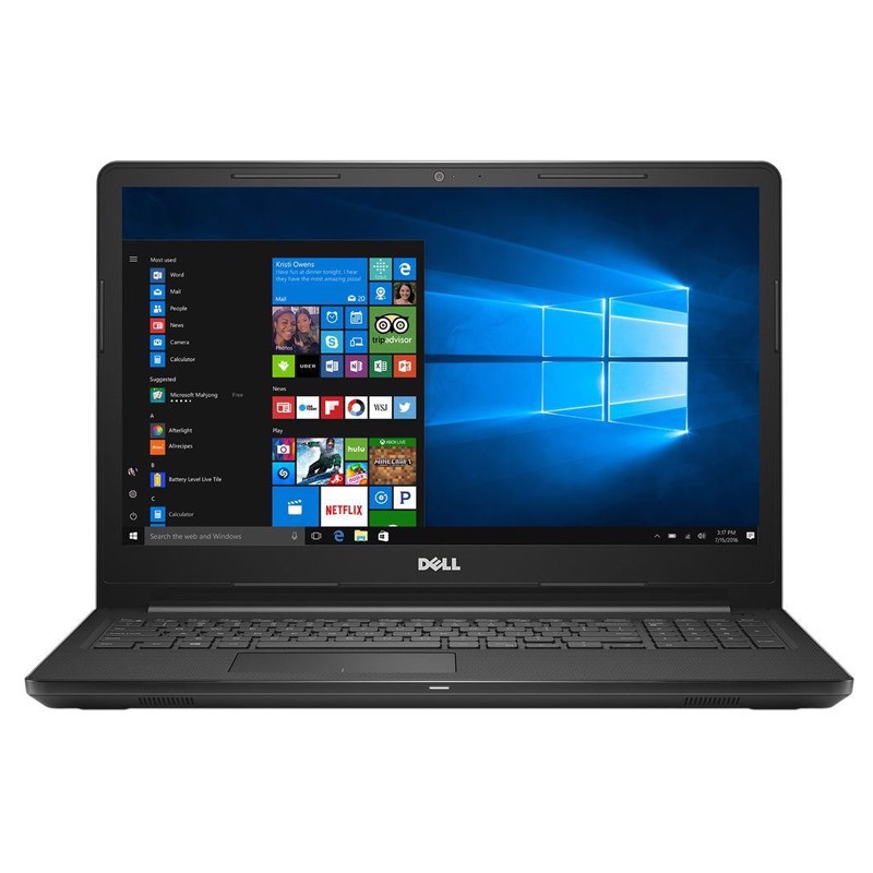 Laptop Dell N3576E i5-8250U/4GB/1TB/DVDRW/15.6