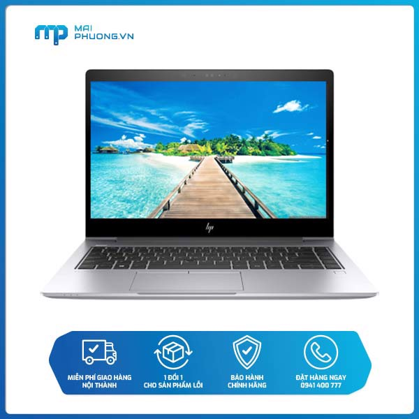 Laptop HP Elitebook 840 G6 i7-8565U/8GB/512GB-SSD/14