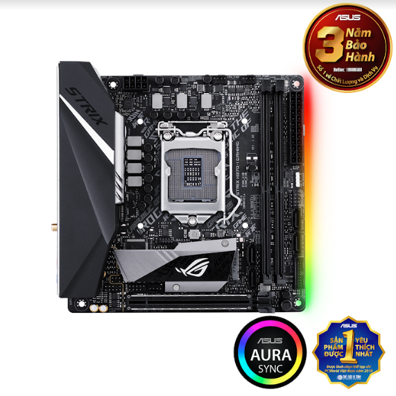 Mainboard Asus Rog Strix H370-I Gaming