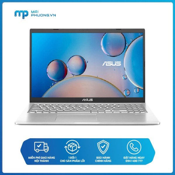 Laptop ASUS D509DA-EJ286T 90NB0P51-M04840 AMD Ryzen 5 3500U/4GB/256GB SSD/Windows 10 Home 64-bit