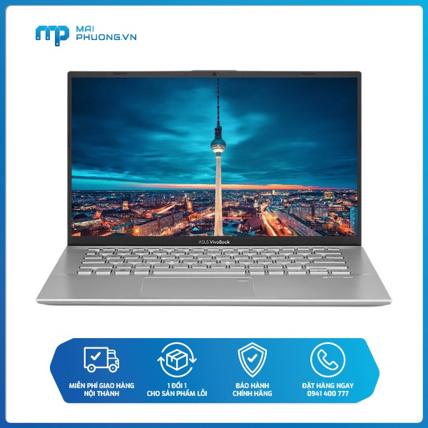 Laptop ASUS Vivobook A412FA EK1188T  i3-10110U/4GB/256GB SSD/Windows 10 Home 64-bit