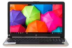 Laptop HP 15-da1033TX i7-8565U/4GB/1TB/MX130-2GB/DVDRW/15.6