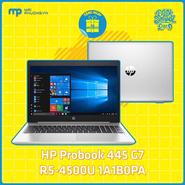 Laptop HP ProBook 455 G7, AMD R5 4500U,8GB,512GB,15.6