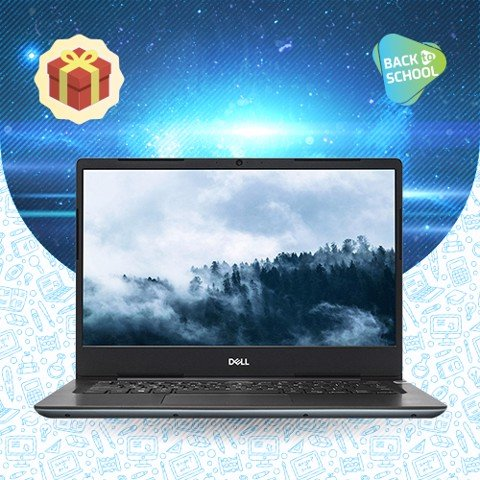 Laptop Dell Ins 3480 i5-8265U/4GB/1TB/14