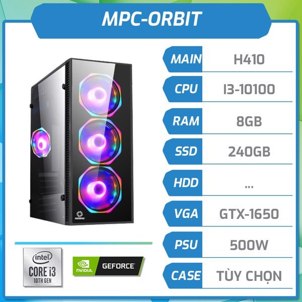 MPC-Orbit G-i3 (Gen10)