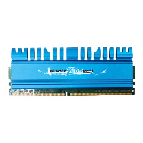 Ram Kingmax 8GB Bus 3000 DDR4 HeatSink Zeus
