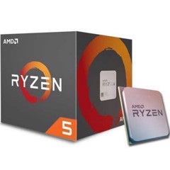AMD Ryzen R5 1600X - (3.6GHz, 16Mb)
