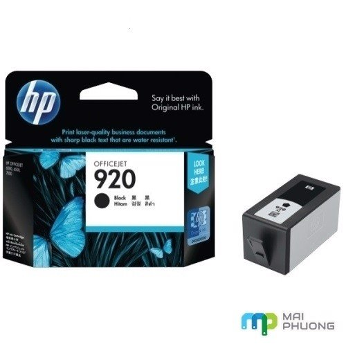 Mực In Hp 920 CD971AA Black