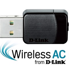 D-Link Nano USB Wireless AC Dual-Band DWA-171