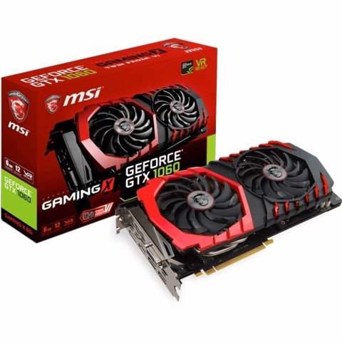 VGA MSI GTX1060 GAMING X 6GB