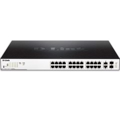 Switch D-LINK 26 Port Max PoE DGS-1100-26MP