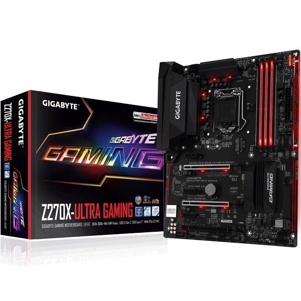 Mainboard Gigabyte GA-Z270X-Ultra Gaming
