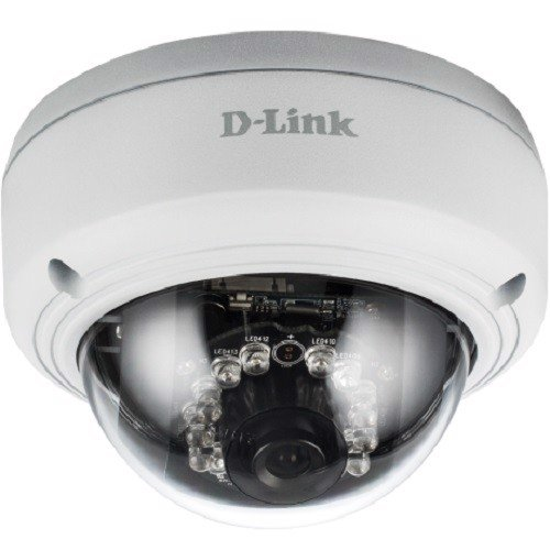 Camera D-Link Vigilance Full HD Indoor WDR PoE Dome IP DCS-4603