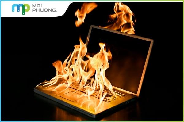 khac phuc sac laptop khong vao dien tai bien hoa