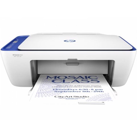 Máy in HP DeskJet 2622 All-in-One Printer