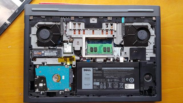 Dell Inspiron 15 7000 Gaming7