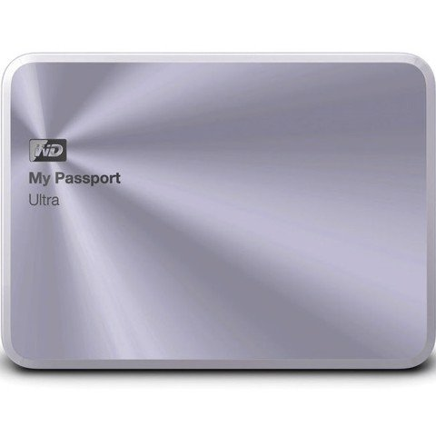 WD My Passport Ultra Metal 3TB WDBEZW0030B