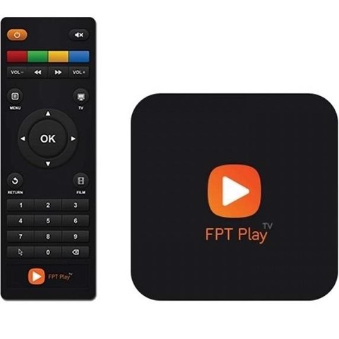 Smartbox Android TV Box FPT Play
