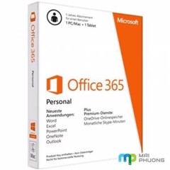 Office 365 PERSONAL 32bit/x64 - (QQ2-00036)