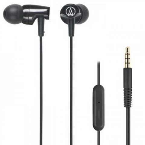 Tai nghe Audio Technica ATH-CLR100iS BK