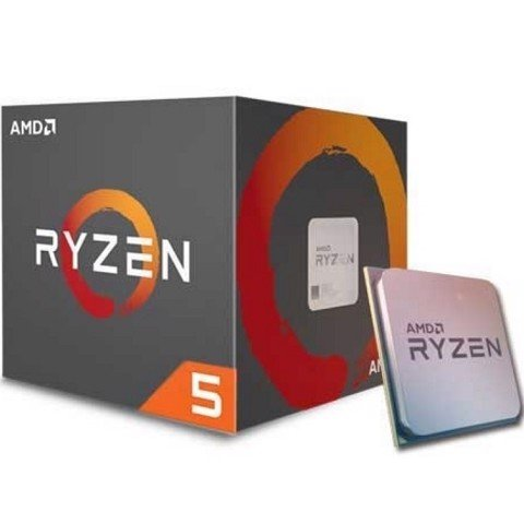 AMD Ryzen R5 1600 - (3.2GHz, 16Mb)
