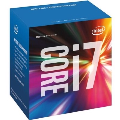 Intel Core i7-7700 (3.6Ghz, 8Mb)